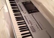 Venda yamaha tyros5 teclado $700