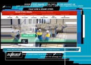 Dhabi steel - bobinas - chapas - slitters - blanks