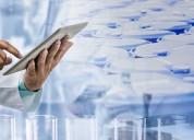 Regularização e gestão na consultoria quimica