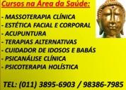 curso de auriculoterapia acupuntura auricular auriculo sp