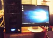 Computador _ cpu e monitor