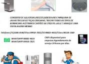 Refrigeração conserto de freezer