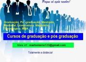 Diploma Universitário EAD e pague após receber