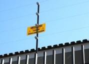 Cerca elétrica parque são domingos (11) 98475-2594