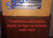 Chocadeira 50 ovos automática digital