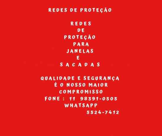 Redes de Proteção em Pinheiros, (11)  98391-0505
