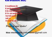 Diploma de graduação a distância