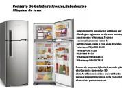 Refrigeração conserto de geladeira salvador