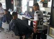 Sala o e barbearia unisex, contactarse