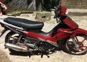 Vendo excelente moto dayang 125