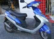 Vendo excelente moto jonny