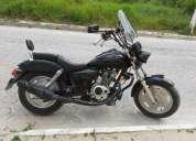 Vendo excelente moto dayun costom