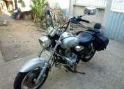 Vendo excelente moto dayiun 2008