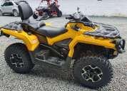Quadriciclo 650 max xt