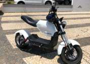 Excelente moto scooter ela trica exclusiva