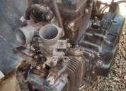 Excelente motor comet 250 enjetada