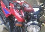 Vendo excelente moto garini 125 de leila o com nota fiscal do leila o