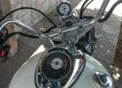 Vendo excelente moto amazonas loncin ano 2007