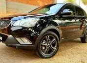 Aceita troca ssangyong korando 2 0 turbo diesel 4x4.