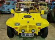 Excelente bugre buggy brm m8 amarelo excelente