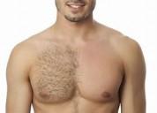Depilação masculina aracruz