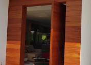 Portas especiais - portas de madeira alto padrão