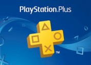 Playstation psn plus 14 dias para ps3 ps4