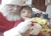Papai noel para a noite do natal ( véspera)