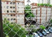 Redes de proteção no jaguaré, (11) 98391-0505 what