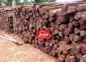 Venda de lascas de madeira acapu para cercas
