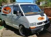 Renault traffic gnv motor home ou carga