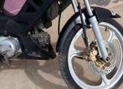 jonny pra vender ou troca numa fan 125 eu dando volta a moto.
