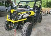 Utv can am maverick trail 800 dps, oportunidade