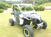 Utv can am maverick xds 1000, contactarse