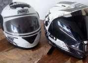 Excelente capacetes em otimo estado