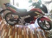 Vendo moto bravax 130 cc