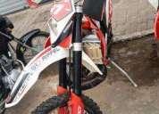 Vendo excelente moto gas gas 250 2t