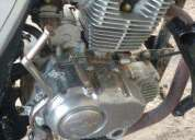 Vendo excelente moto 1 200