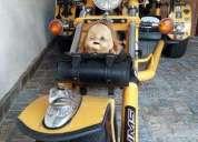 Excelente triciclo trike top