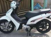 Vendo moto handa biz ano conservada