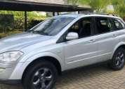 Excelente kyron 2 0 2010 diesel 4x4