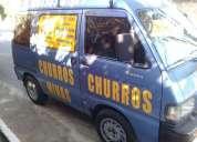 Towner com kit churros