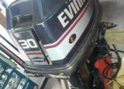 Motor evinrude trinta hp ano 2010