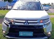 Mitsubishi outlander 2 0 16v gasolina 4p.