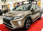 Excelente eclipse cross 2019