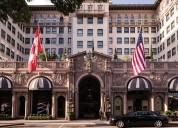 Recrutamento de hotéis nos eua