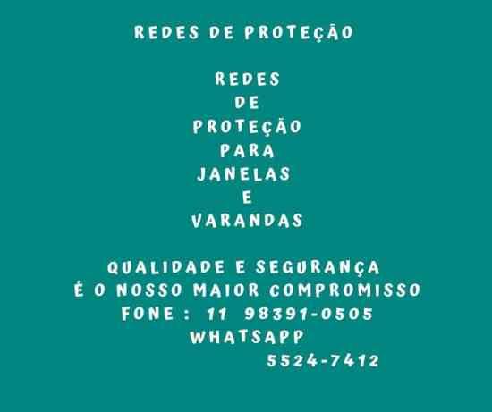 Redes de Proteção no Jaguaré, Rua Parnamirim.