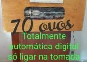 Chocadeira 70 ovos automática digital