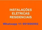 Eletricista residencial vila sonia