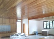 Forro de madeira direto de fÁbrica